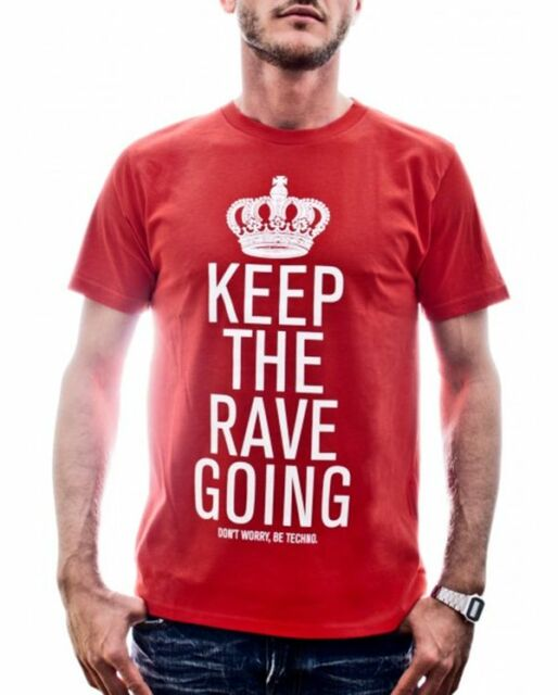 T-Shirt MAGLIETTA UOMO Techno Music DJ Party Club Discoteca Musica