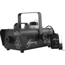 Chauvet H1000 Hurricane 1000 Smoke Fog Machine inc Wireless Remote DJ Disco
