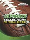 The Ultimate Collection of Pro Football Records by Shane Frederick (Paperback / softback, 2012)