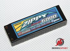 Zippy Lipo RC Car Battery Hardcase 2Cell  2S 7.4v 6000mAh 35C