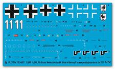 1/72 decals per una FW 190 a-6/r11, 1 njgr 10 2312