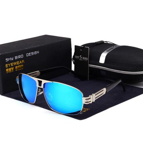 2018 New Luxury Mens Polarized UV400 Sunglasses Sports Driving Glasses Eyewear