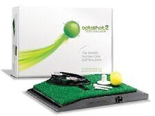 Optishot 2  Virtual Golf Simulator **SALE PRICE** 3 FREE PREMIUM COURSES**