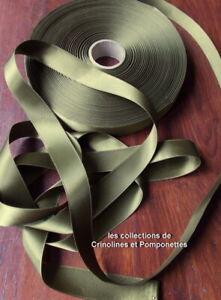 Belle Ruban Satin Rouleau 100 M Large2.5. Offre Exceptionnelle Super Prix Vert