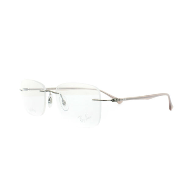 232eb1fcfe9 Ray-Ban Glasses Frames RX 8725 1000 Gunmetal Pink Mens 52mm for sale ...