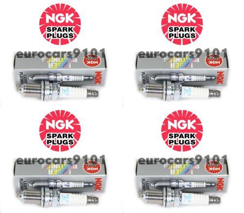 Volkswagen Jetta NGK Spark Plugs 6458 101000063AA Set of 4