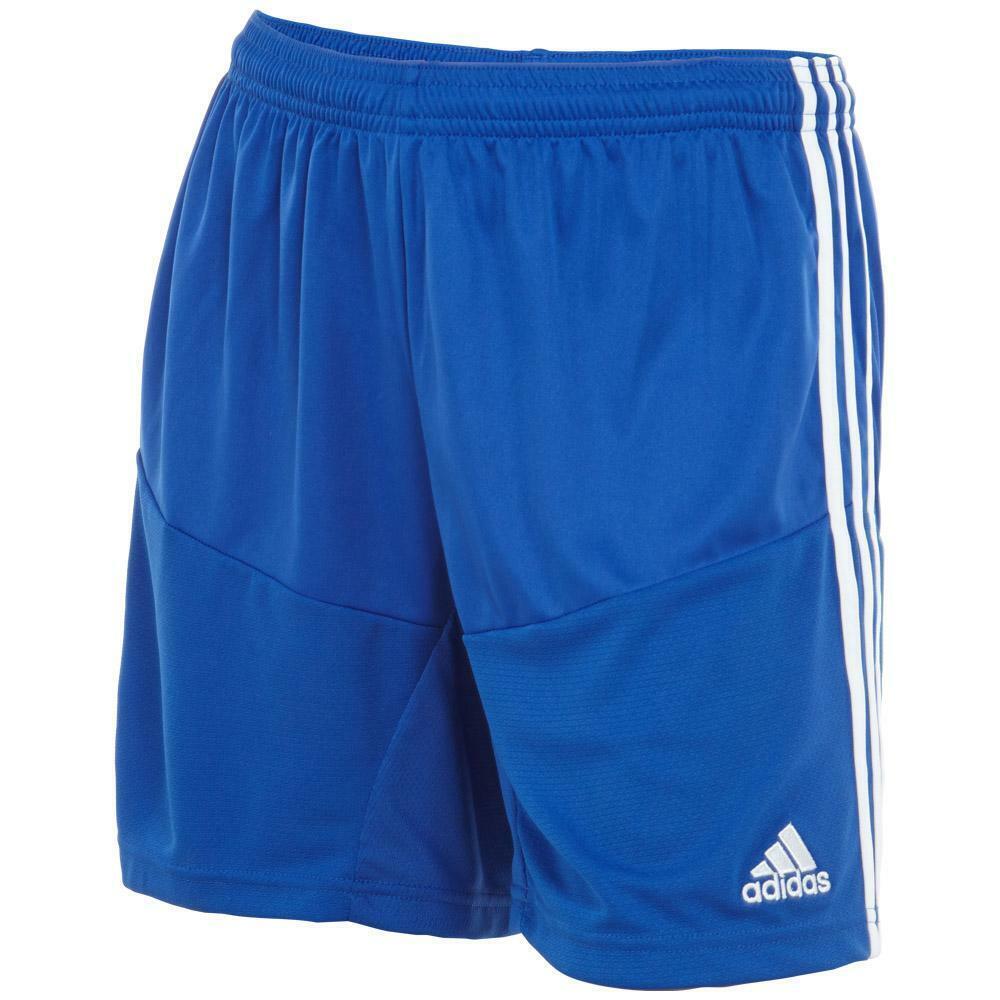 Adidas Damen Campeon 13 Kurz Sommer Joggen Fitness SPORTS Shorts X58313 Blau