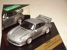 SCARCE VITESSE PORSCHE 911 993 GT2 STREET POLAR SILVER 1:43 LTD EDT