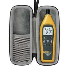 Co2crea Hard Travel Case For Fluke 971 Temperature Humidity Meter