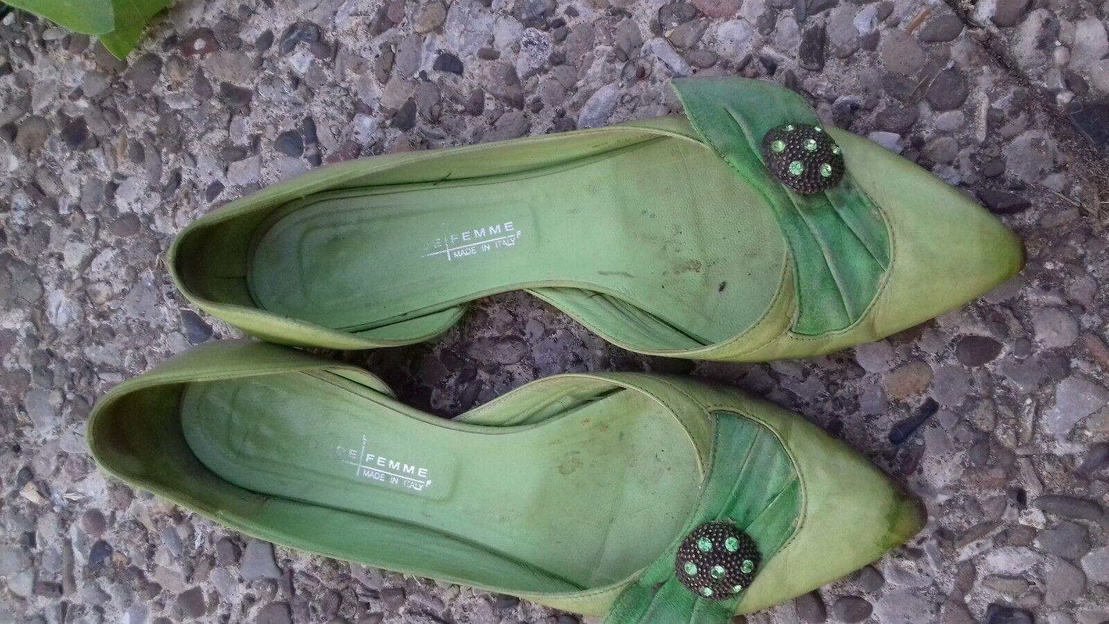 Pumps Sammler Schuhe Echtes Leder Leder Leder 946f48 ... a5eb8332ca