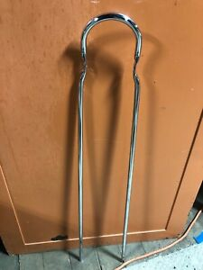 Schwinn-Sissy-Bar-WITH-CLAMPS-for-STING-RAY-Fastback-Stingray-deluxe-OTHERS