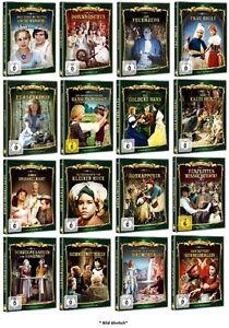 16-DVDs-16-DEFA-MARCHEN-KLASSIKER-IM-SET-20-Stunden-NEU-OVP