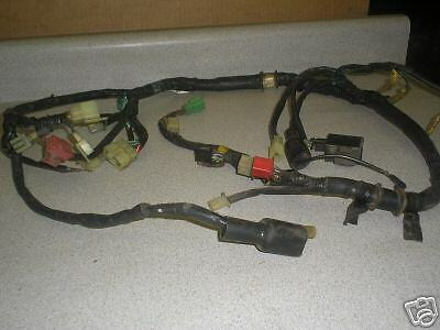 1986 Honda Shadow VT500 Used Wire Harness | eBay
