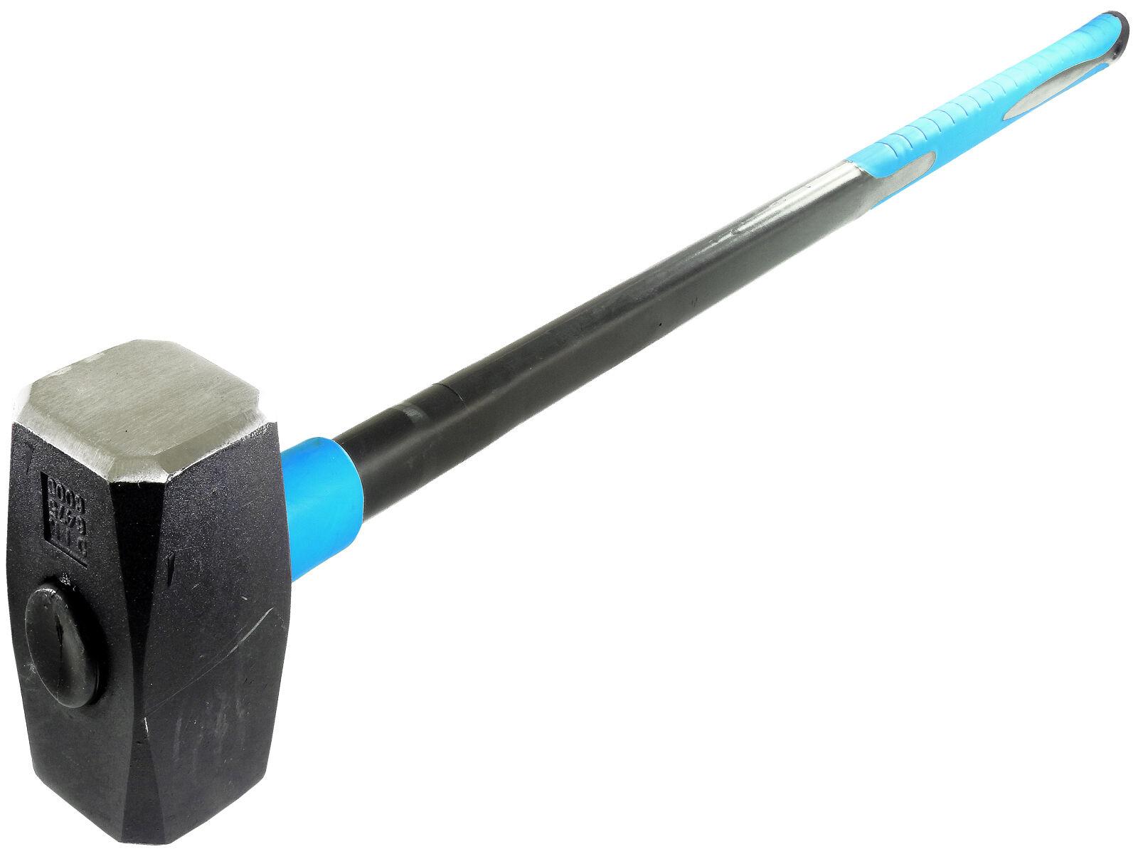 Profi Vorschlaghammer 4000 gr. Schlosser Hammer Fäustel Fiberglasstiel 4 Kg   Verschiedene Stile    Queensland    Umweltfreundlich    Hohe Qualität
