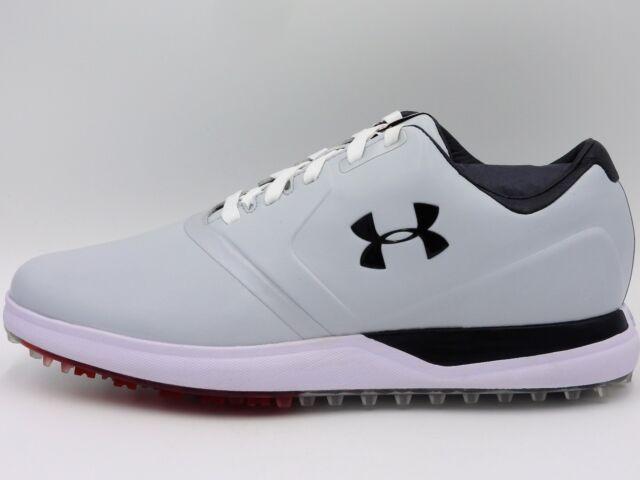 c6e30b08 Under Armour UA Performance SL Spikeless Mens Golf Shoes Size 8