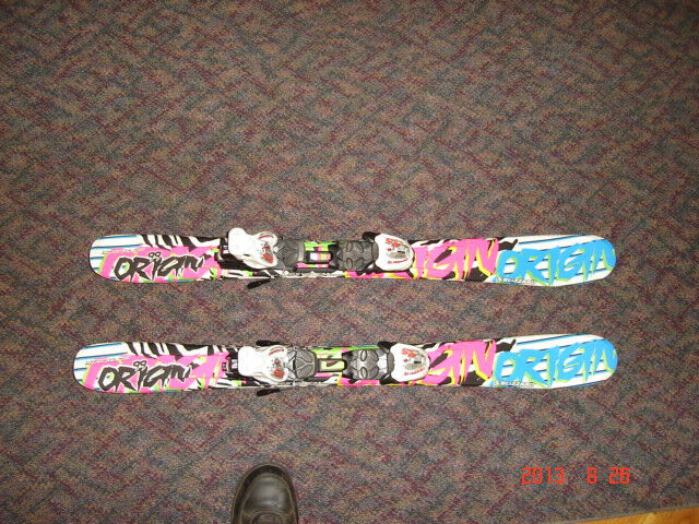 BLIZZARD ORION junior twin tip  99cm w binding  official authorization