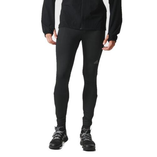 Adidas Originals Supernova Men/'s Running Long Tights Black aa0616
