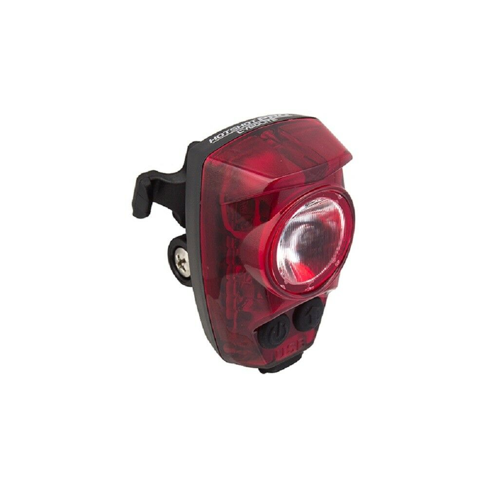 Cygolite Hotshot PRO  200 Lumens Rear Light Bike Safety Daylight Vision USB  best offer