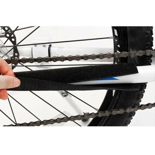 2 X Outdoor MTB Bike Bicycle Cycling Frame Chain Stay Protector Cover Guard Pad