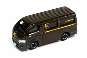 TINY-City-Hong-Kong-HK-135-Toyota-Hiace-UPS-Express-Van-Diecast-car-Vehicle