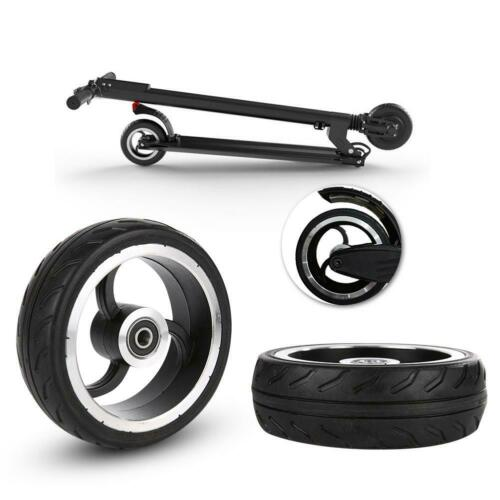 5.5inch Durable Rear Wheel Scooter Accessories for Mini Folding Electric Scooter