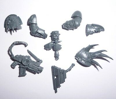 Death Guard Bolter Chaos Space Marines Arms Plague Marines 40k Grenade
