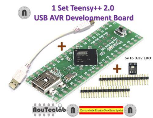 Teensy+ 2.0 USB AVR develope board support audrino IDE