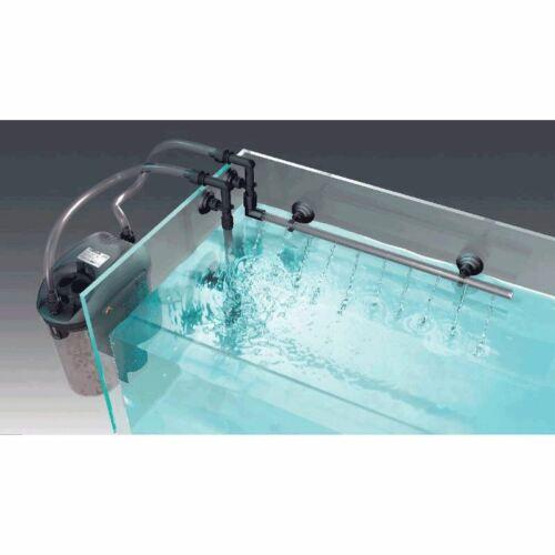 300L + 300 vatios Filtro acuario externo Eden Y Calentador Unidad 522-300W