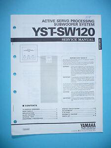 MANUAL-DE-REPARACION-PARA-YAMAHA-yst-sw120-original
