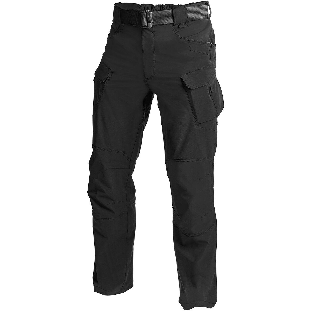 Helikon Polizia Sicurezza Otp All'Aperto Pantaloni Tattici Pattuglia Nero Cargo
