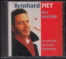 REINHARD MEY Die 20 Grossen Erfolge CD GUTEN NACHT, FREUNDE ALS DE DAG VAN TOEN