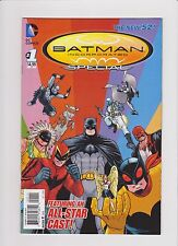 DC Comic! Batman Incorporated! Issue 1! Special!  The New 52!