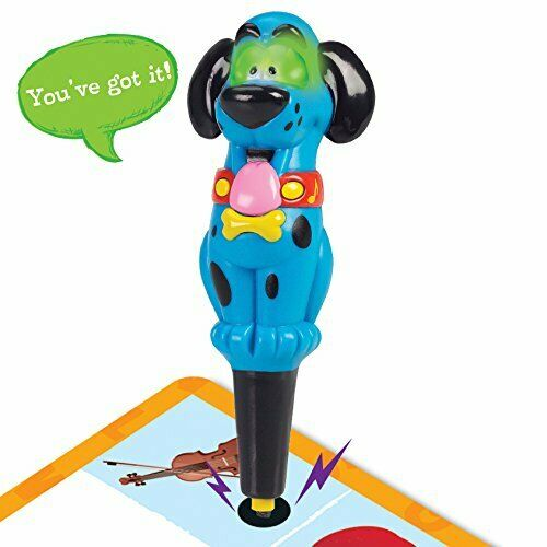 Ace-the Talking Teaching Dog Pen 2350SEALED Educational Insights Hot Dots Jr