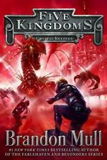 Five Kingdoms: Crystal Keepers 3 by Brandon Mull (2015, Hardcover)
