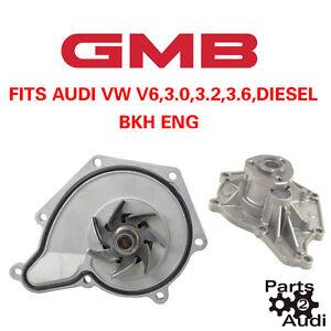 Water Pump For 05-15 Audi VW A6 Quattro A4 Q7 S4 S5 Touareg 3.2L V6 3.0L PX57T5