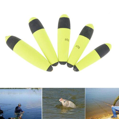 New Buoyancy Eva Inline Bobbers Float Fishing Floats Catfish Pike Float Fishing~