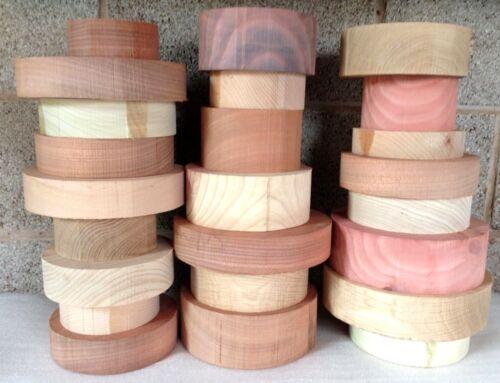 20kg saco lleno de madera dura mezclado selección para madera Tazón Torneado espacios en blanco