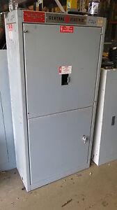 GE 400 Amp Main Breaker 120/208 Volt 3 Phase CT Cabinet- E1264   eBay