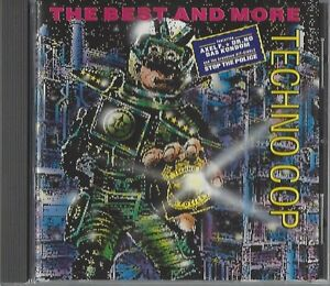 TECHNO-COP-FEAT-HOMEBOY-THE-BEST-AND-MORE-CD-1992
