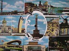 DIE TÖNENDE ANSICHTSKARTE*BERLIN*PAUL - LINCKE - POTPOURRI*VINTAGE*