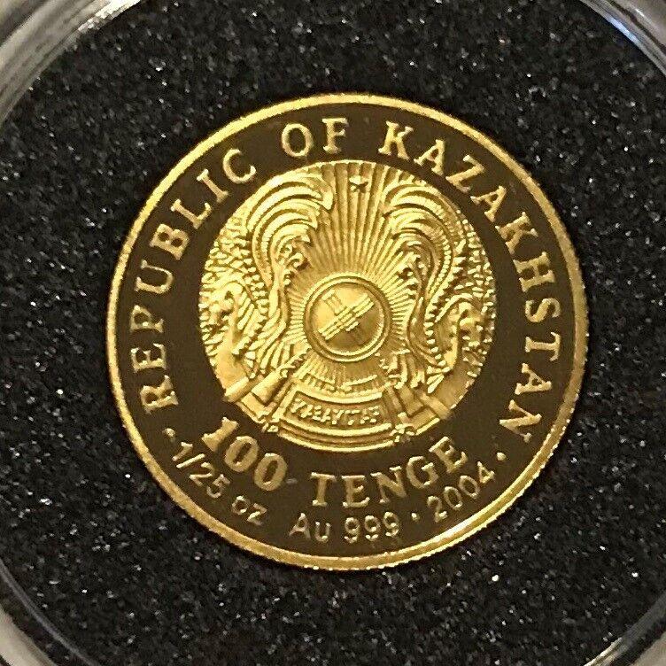 Østeuropa, mønter, 100 Tenge