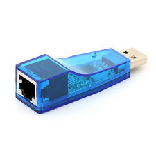 Top Sale USB 2.0 To LAN RJ45 Ethernet Network Card Adapter For PC 10/100Mbps