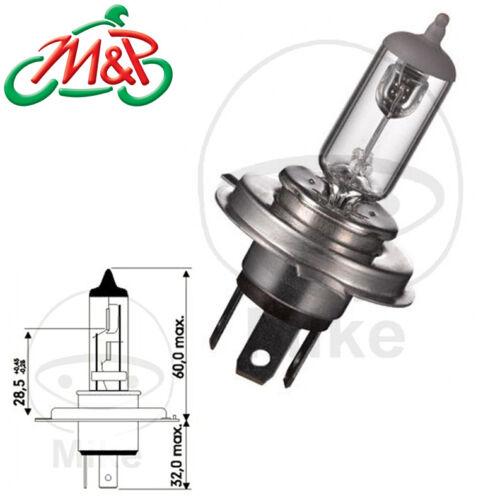 Honda CBF 125 M 2012 Headlight Replacement Bulb