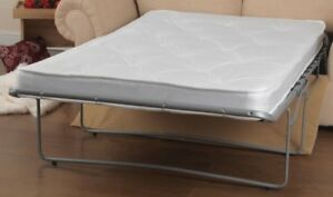 Image Is Loading Metal Action Sofabed Mattress Spare Replacement Sofa Bed