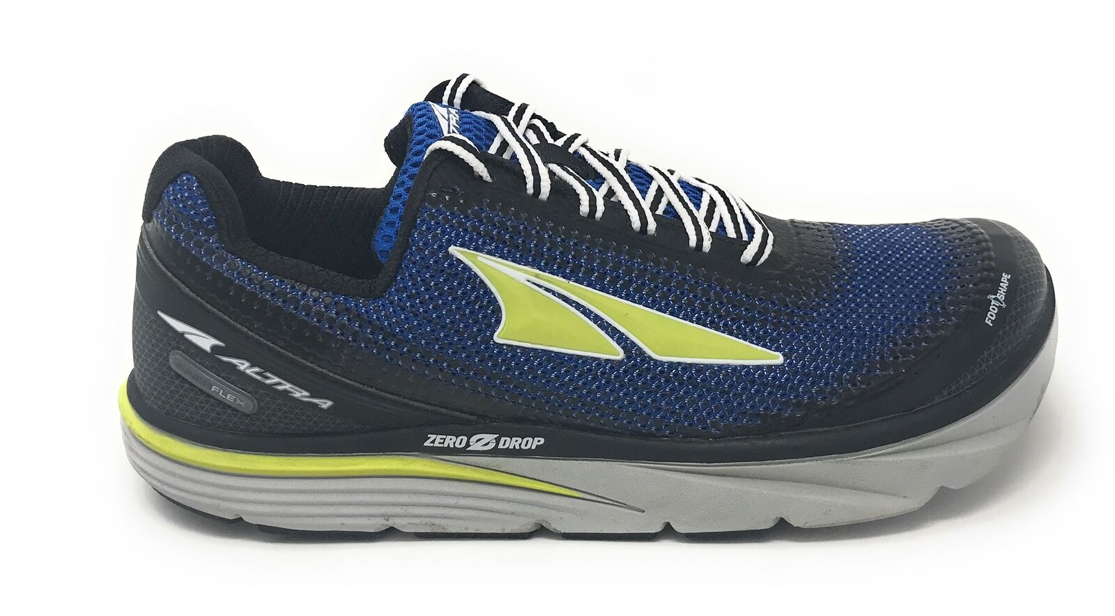Altra Men's Torin  3 Running shoes, blueee Lime, 8.5 D US  on sale