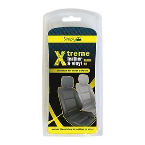 Image Is Loading Car Leather Vinyl Repair Kit Interior Seat Fix