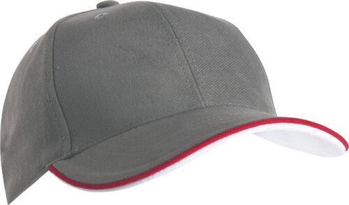 Double Sandwich Cap Basecap Kappe Mütze