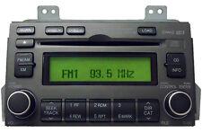 2007 2008 Hyundai Azera OEM Stereo MP3 SAT 6 Disc CD Changer Player Radio GREY