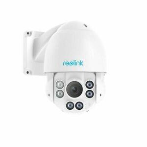 Reolink-5MP-PTZ-PoE-IP-uberwachungskamera-Pan-Tilt-4xOptischer-Zoom-Dome-RLC-423