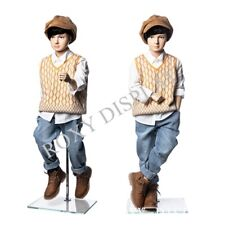 6 Year Old Kids Mannequin Flexible Head Arms And Legs Mz Km6y
